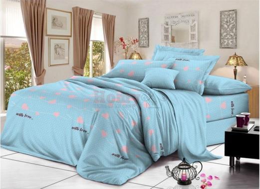 Детское постельное белье Валентинка
