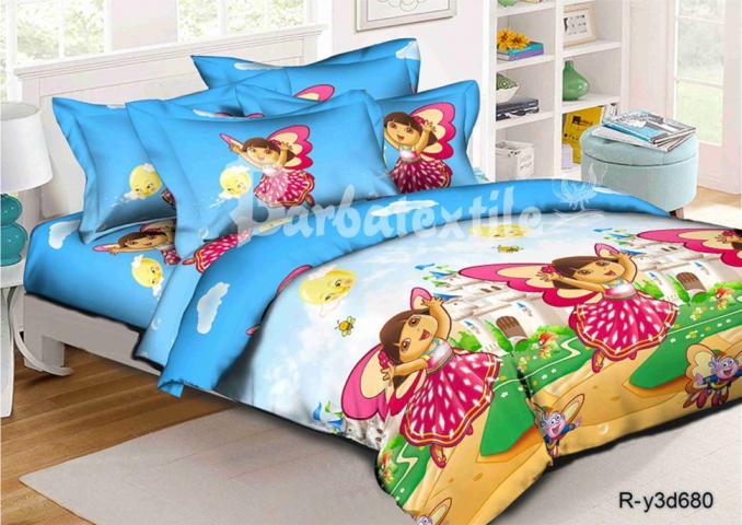 Детское постельное белье Дора1