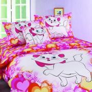 Детское постельное белье Кошечка
