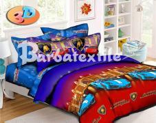 Детское постельное белье Ламборджини