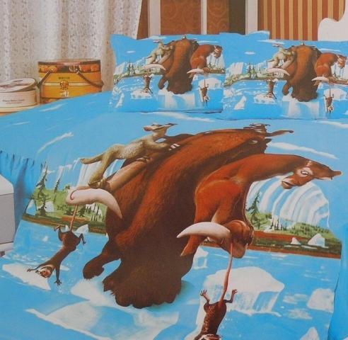 Детское постельное белье Ледниковый период