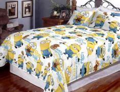 Детское постельное белье Миньоны 2