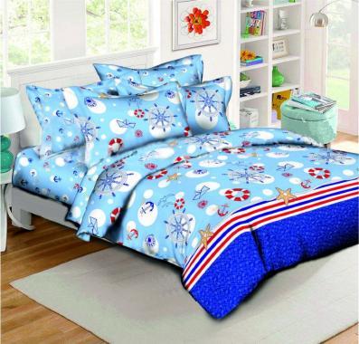 Детское постельное белье Морячок