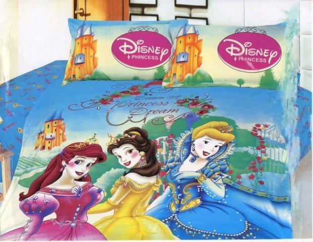 Детское постельное белье Принцессы