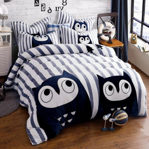 Постельное белье Owls
