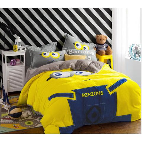 Детское постельное белье Minions