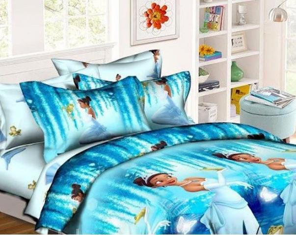 Детское постельное белье Принцеса Тиана