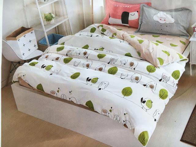 Детское постельное белье Птички