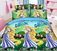 Детское постельное белье для новорожденных Рапунцель