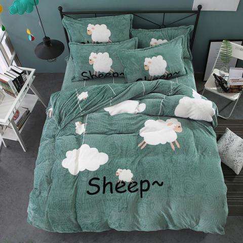 Постельное белье Sheep