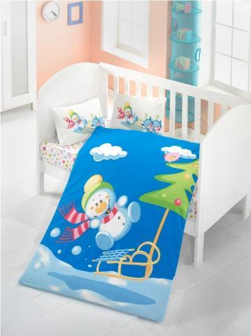 Детское постельное белье Snowman