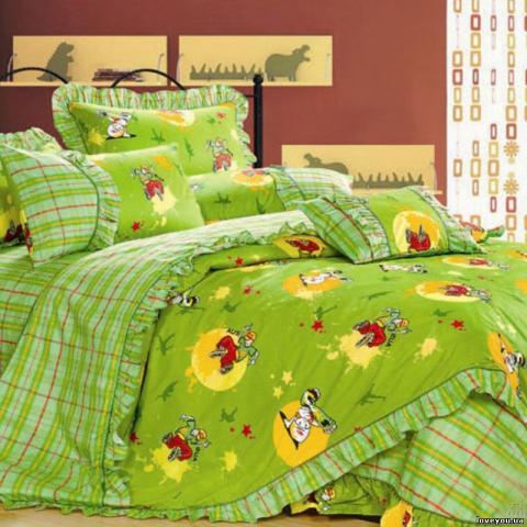Детское постельное белье для новорожденных Скейтер