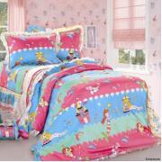 Детское постельное белье для новорожденных Принцесса и русалка