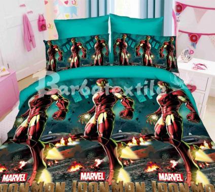 Детское постельное белье Железный человек