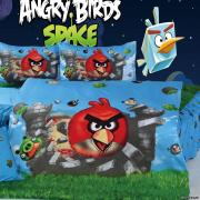 Детское постельное белье Angry Birds