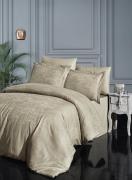 Бамбуковое постельное белье сатин-жаккард Евро First Choice superior bamboo SASHA TOPRAK 100% бамбук