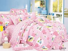 Постельное белье для новорожденных Love You CR-17008 100% хлопок