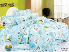 Постельное белье для новорожденных Love You CR-17009 100% хлопок