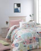 Подростковое постельное белье First Choice SUMMER SOMON 100% хлопок