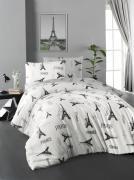 Подростковое постельное белье First Choice Paris молодежный 100% хлопок