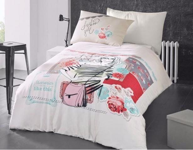 Подростковое постельное белье First Choice ELODIE 100% хлопок
