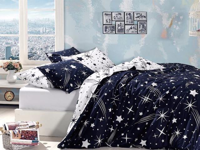 Подростковое постельное белье First Choice STAR 100% хлопок