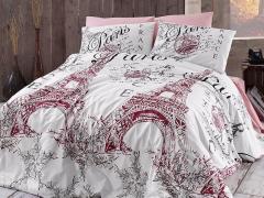 Подростковое постельное белье First Choice ROMANTICA PUDRA 100% хлопок