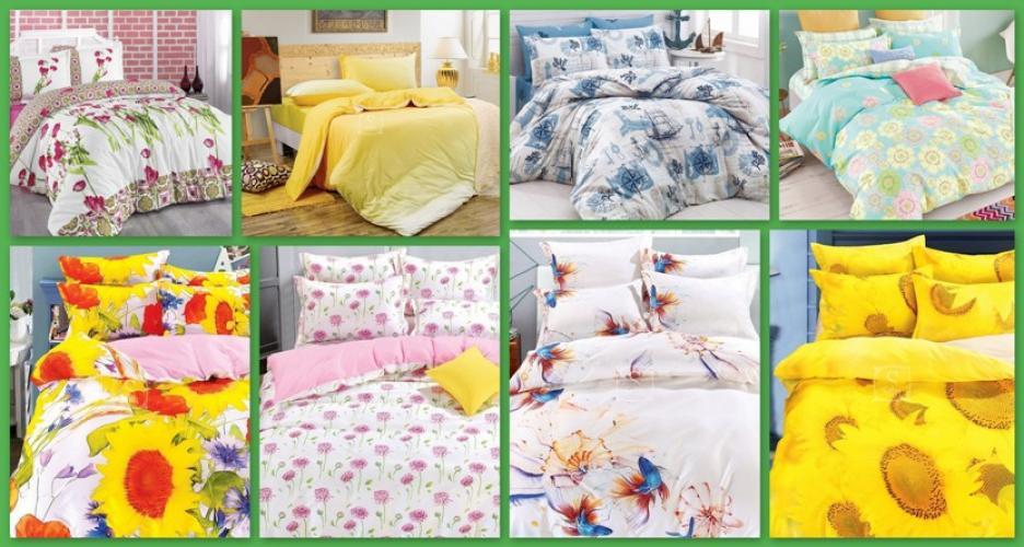 По каким критериям нужно выбирать постельное бельё для лета?