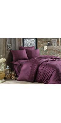 Комплект постельного белья с кружевом Ciza ТМ Clasy